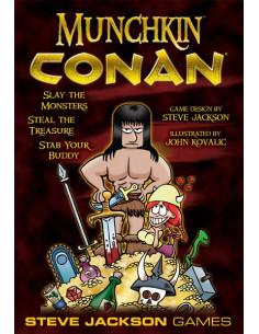 Munchkin Conan Box