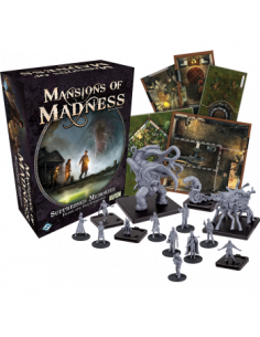 Mansions of Madness 2nd Ed. Suppressed Memories
