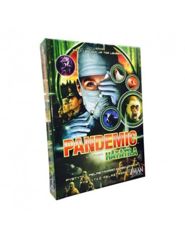 Pandemic State of Emergency (SE)