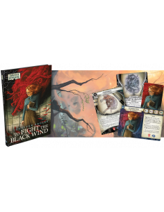 Arkham Horror Novel To Fight the Black Wind