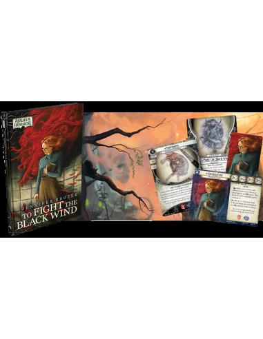 Arkham Horror Novel To Fight the Black Wind