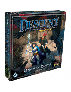 Descent Manor of Ravens Exp