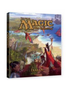 The Art of Magic The Gathering - Ixalan