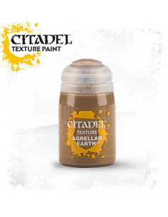 TEXTURE: AGRELLAN EARTH (24ML)