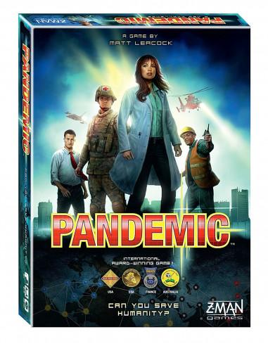 Pandemic (SE/FI)