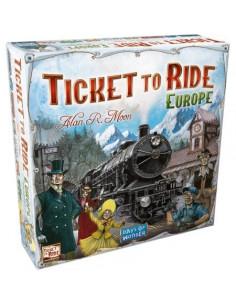 Ticket To Ride Europa Scandinavian