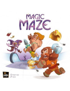 Magic Maze (SE)