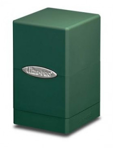 Deck Box Satin Tower Green