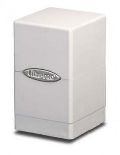 Deck Box Satin Tower White