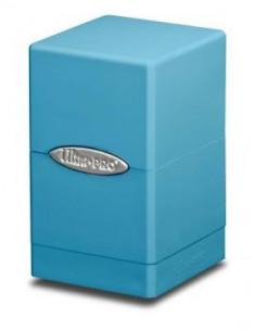 Deck Box Satin Tower Light Blue