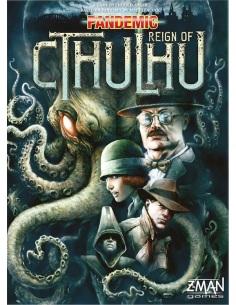 Pandemic Reign of Cthulhu