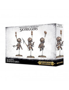 KHARADRON OVERLORDS SKYRIGGERS