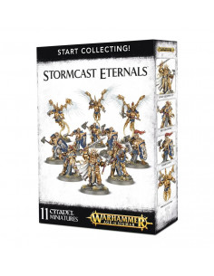 START COLLECTING! STORMCAST ETERNALS