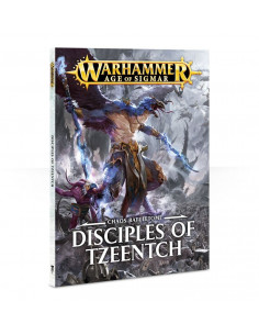BATTLETOME: DISCIPLES OF TZEENTCH (ENG)