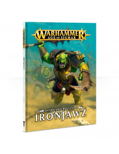 BATTLETOME: IRONJAWZ (ENGLISH)