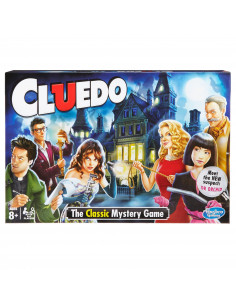 Cluedo Classic Mystery Game (SE)
