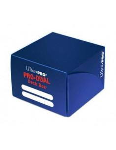 Deck Box Dual Blue