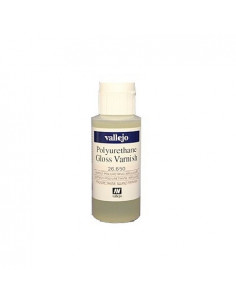 Satin Varnish 60 ml. Bottle