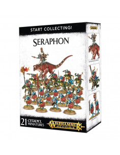 START COLLECTING! SERAPHON