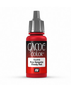 BLOODY RED 17ml