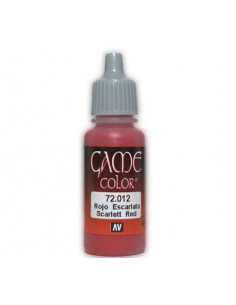 SCARLETT RED 17ml
