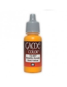 GOLD YELLOW 17ml