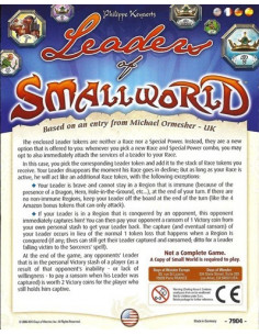 Small World Leaders of Small World Exp