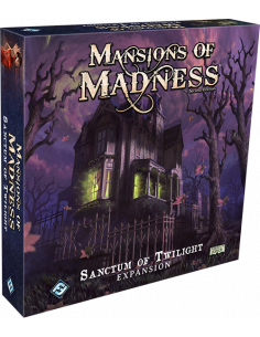 Mansions of Madness 2nd Edition Santcum of Twilight
