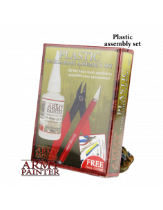Army Painter Plastic Assembly Set