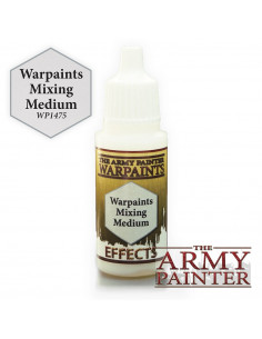 Warpaints Mixing Medium