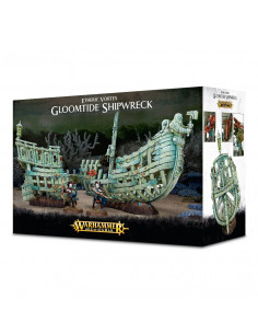 ETHERIC VORTEX: GLOOMTIDE SHIPWRECK