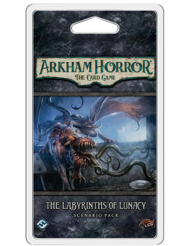 Arkham Horror Card Game Labyrinths of Lunacy