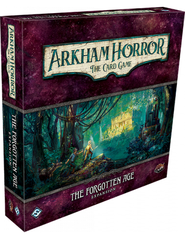 Arkham Horror Card Game The Forgotten Age