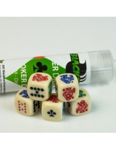 Blackfire 16mm Poker Dice Set (5)