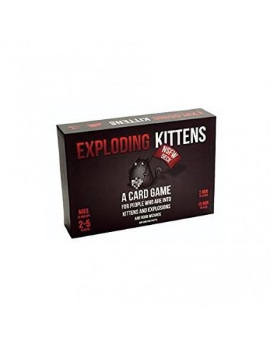 Exploding Kittens NSFW Edition (SE)