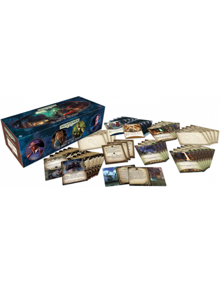 Arkham Horror Card Game Return to the Night of the Zealot