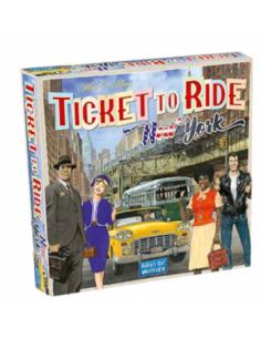 Ticket To Ride New York (SE)