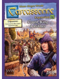 Carcassonne 6 Count, King & Robber