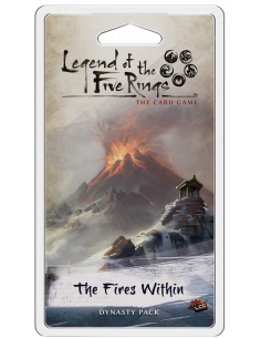 Legend of the Five Rings LCG Fires Within