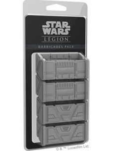 Star Wars Legion Barricades