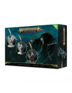 NIGHTHAUNT PAINT SET+