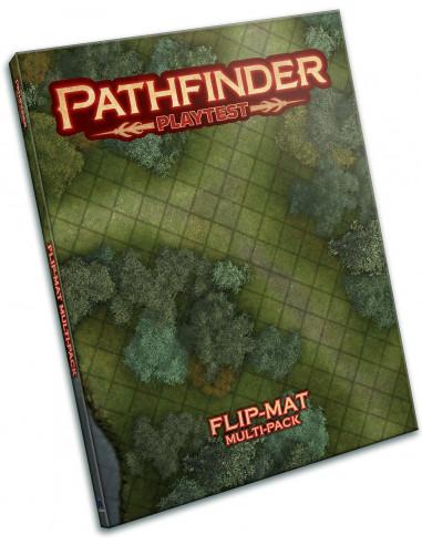 Pathfinder Playtest Flip Mat Multi-Pack