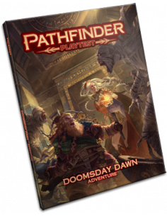 Pathfinder Playtest Doomsday Dawn Advanced