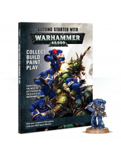 GETTING STARTED WITH WARHAMMER 40.000