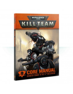 WARHAMMER 40.000 KILL TEAM CORE MANUAL