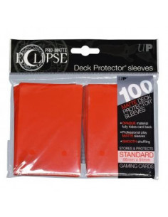 Deck Pro Eclipse Apple Red (100)