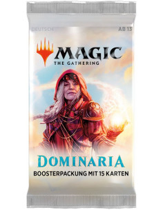 Magic Dominaria Booster (Tyska)