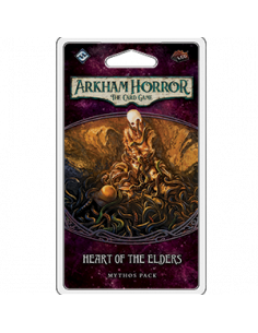 Arkham Horror Card Game Heart of the Elders