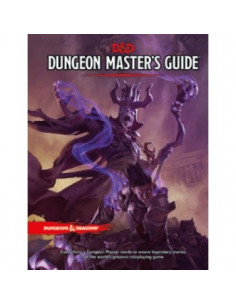 D&D 5th Ed. Dungeon Masters Guide