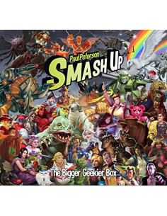 Smash Up Bigger Geekier Box